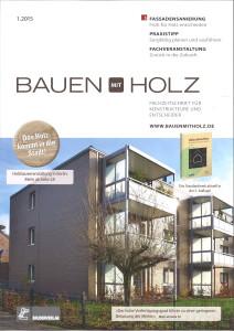 BAUEN MIT HOLZ - Konzequenz in Holz