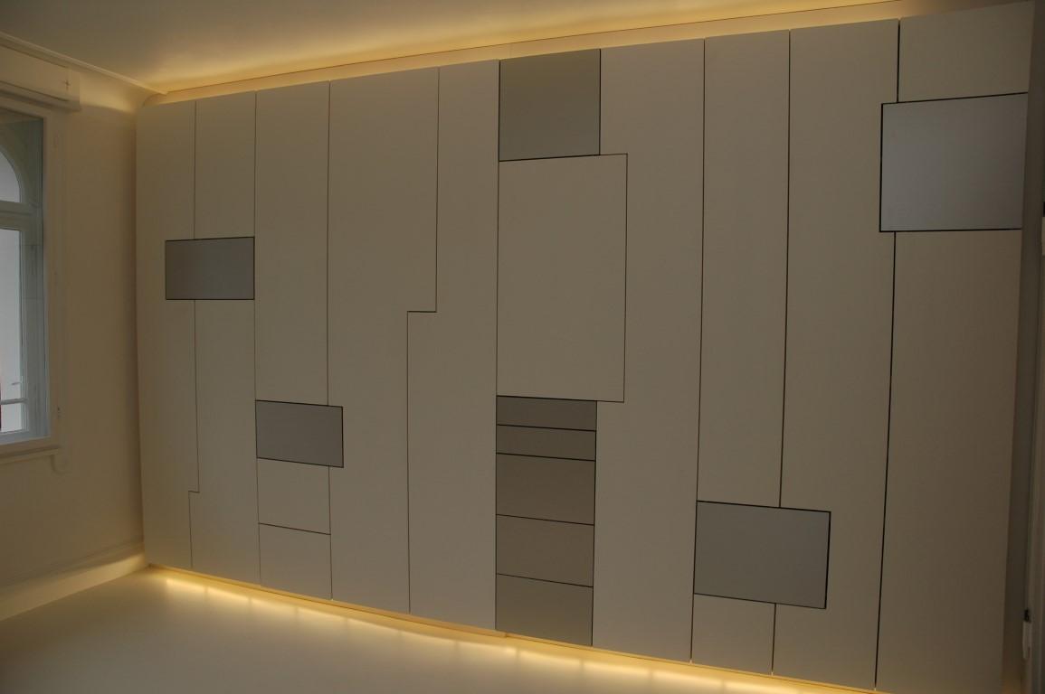 Einbauschrank design  Einbauschrank Design ~ Kreative Ideen für Ihr Zuhause-Design