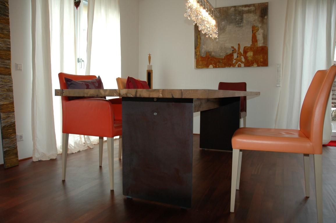 rost und eiche echt zwinz. Black Bedroom Furniture Sets. Home Design Ideas