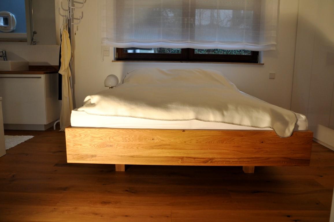 Zwinz Umbau Einrichtung Schlafzimmer Bett Eiche Massiv › Echt Zwinz