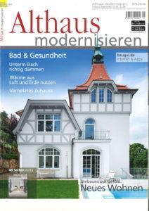 Althaus modernisieren - Freiraum