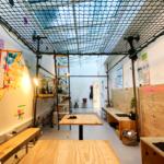 Interior Design der Kreativ-Agentur Traffo in Stuttgart-West
