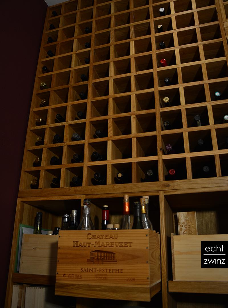 Weinkistenauszüge oder auch Weinkistenschubladen für französichen Weinkisten von Traditionsweingütern